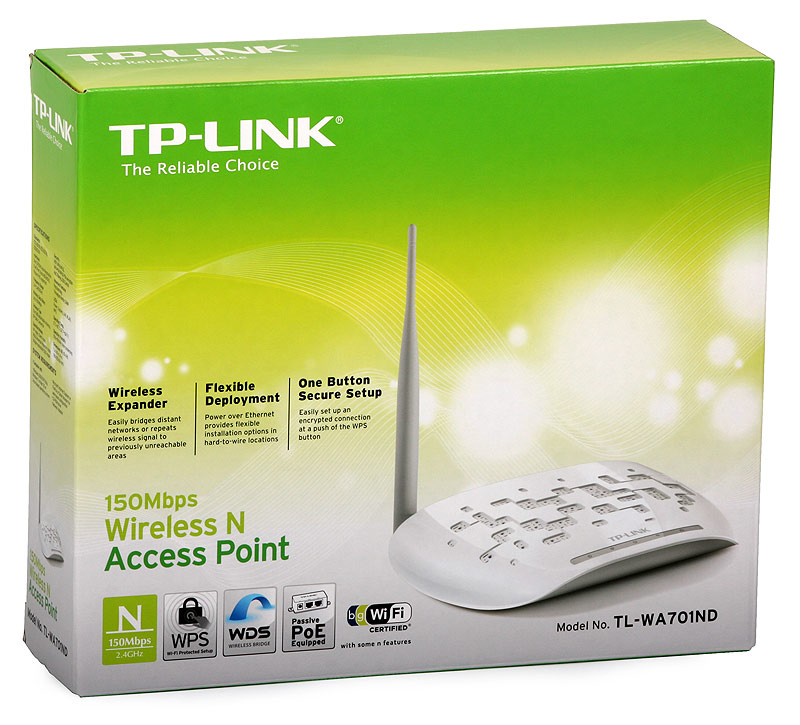 ACCESS POINT TP-LINK TL-WA701ND PCMARK PEREIRA