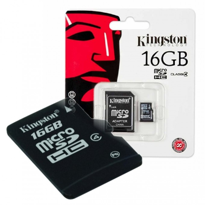 MICRO SD 16GB KINGSTON PCMARK