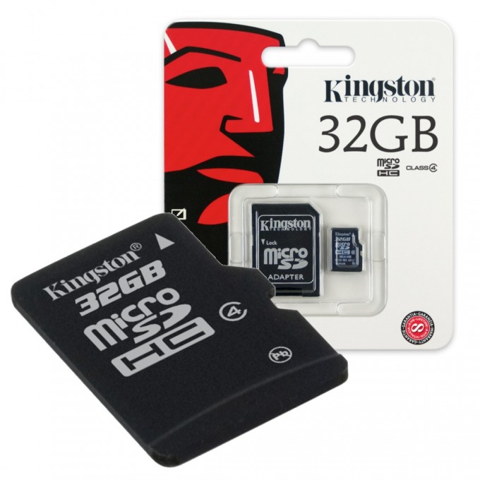 MICRO SD 32GB KINGSTON PCMARK