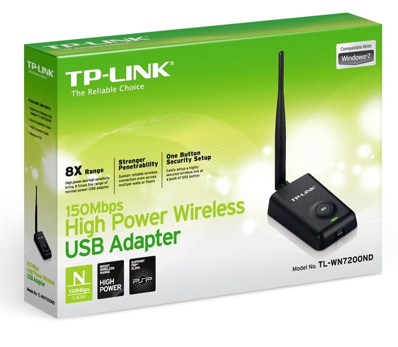 USB INALAMBRICA TP-LINK TL-WN7200ND COMPUTADORES PEREIRA PCMARK